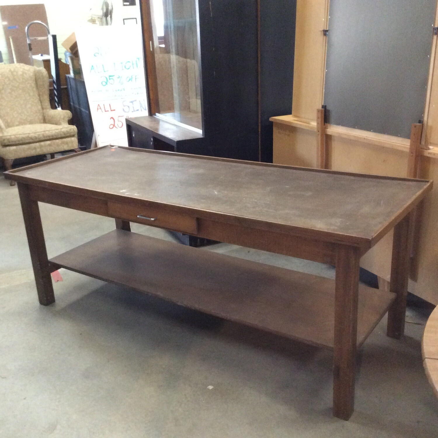 Large Workshop/Therapy Table
