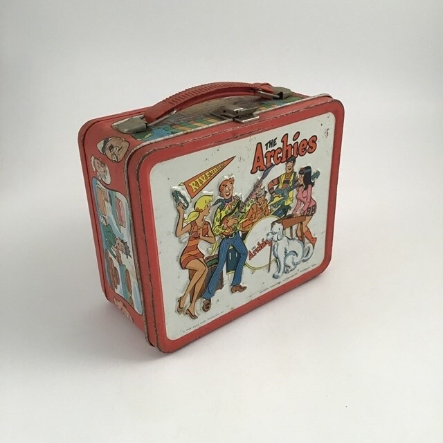 Vintage Archie Lunchbox