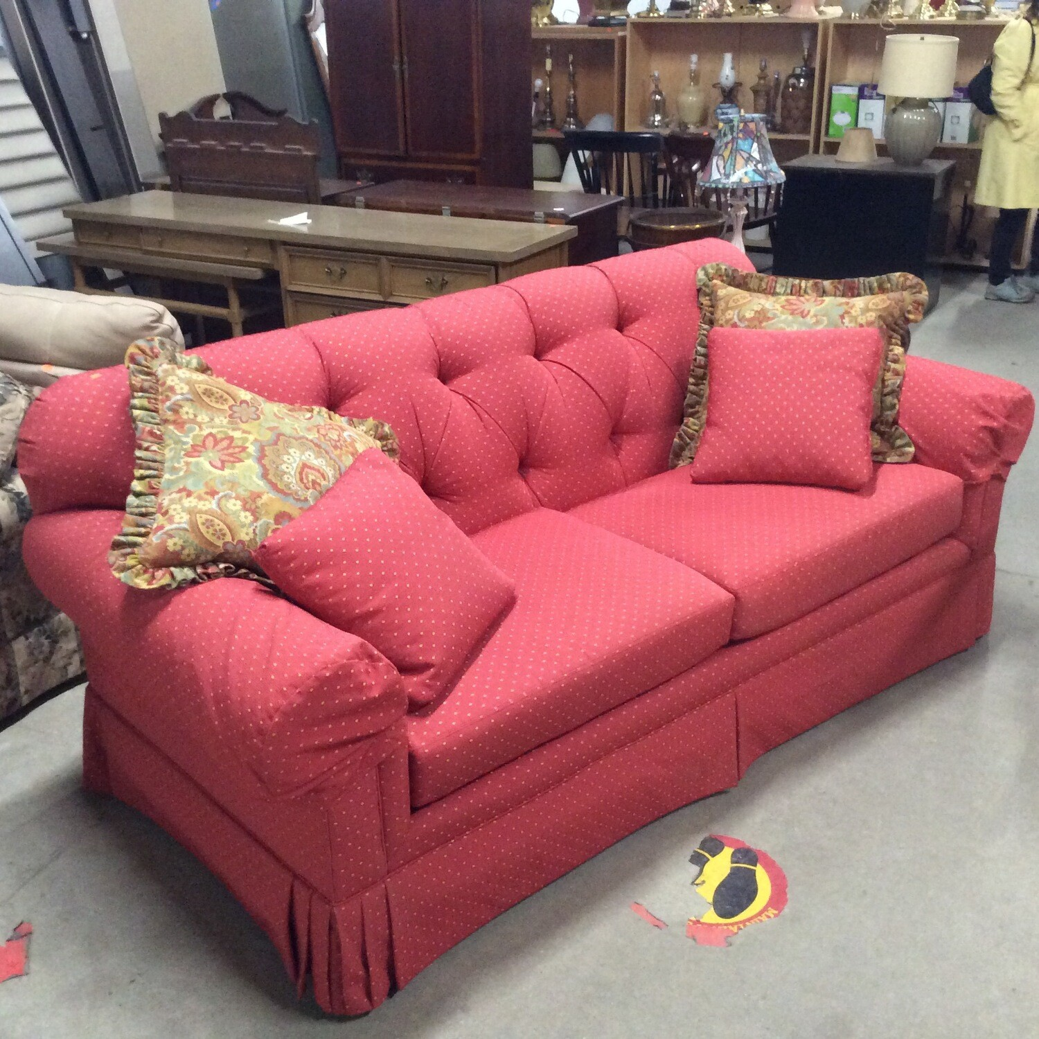 Full-Size Couch from Calico Corners Furniture