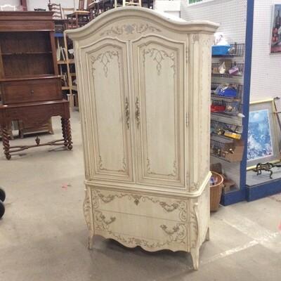Decorative Storage Armoire