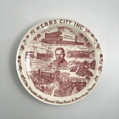 Webbs City Inc Plate