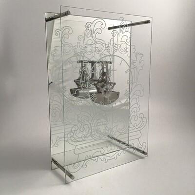 Fantome Clock by Yee Ling Wan