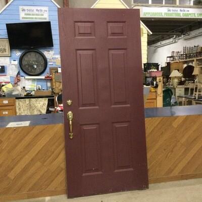 Metal Entryway Door