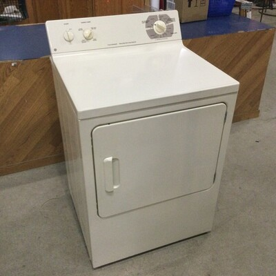 GE Large Capacity Electric Dryer