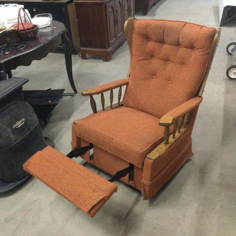 Reclining Glider Chair