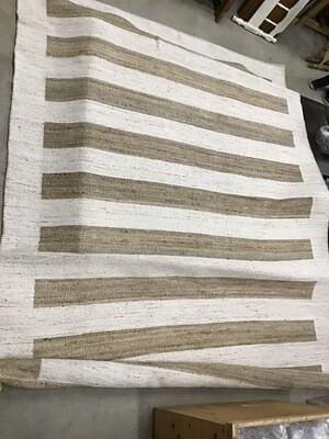 010094 9x12 striped tan jute rug