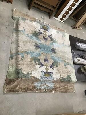 8x10 Manteo Handknotted wool rug