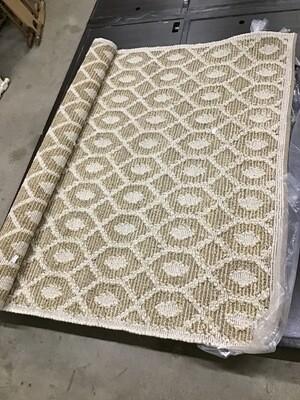 010102 Capri Soumak 8 x 10 Jute and Wool rug