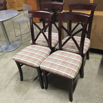 Set of 4 Dining Room/Kitchen Chairs