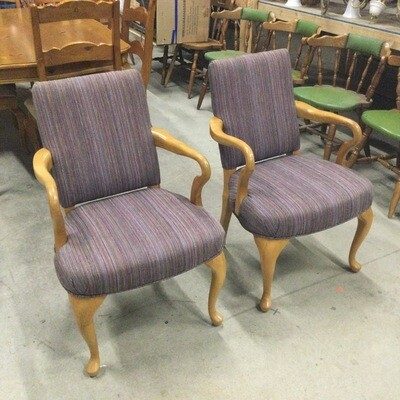 Pair of Matching Side Chairs