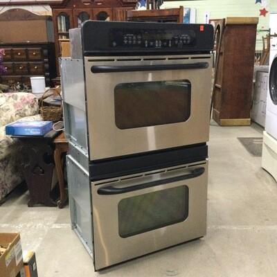 GE Double-Wall Oven
