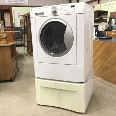 Kenmore 3.5 Super Capacity Washing Machine
