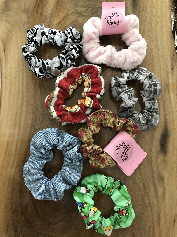 Girl's Scrunchies (3 Pack)