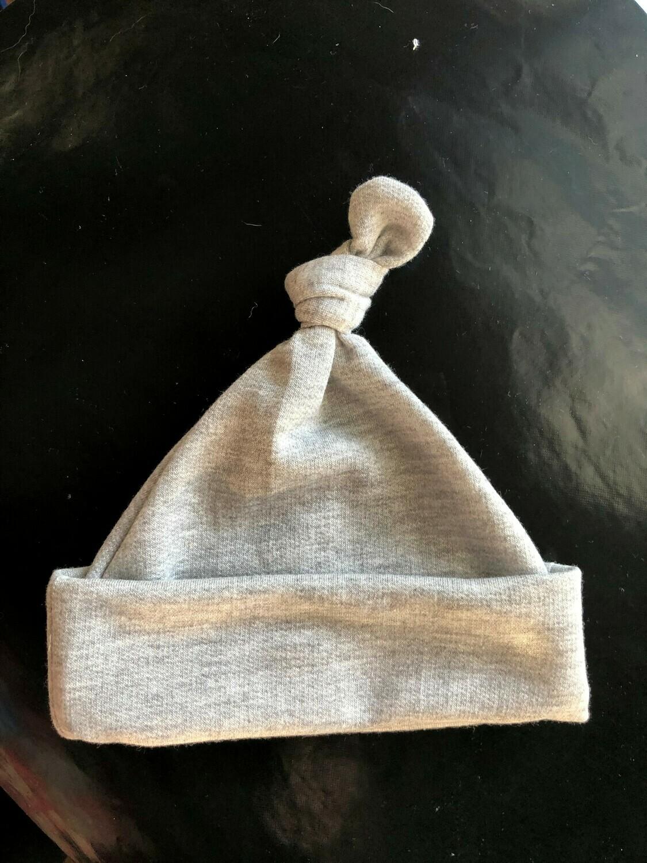 Baby's Top Knot Cap Custom Baby Hat