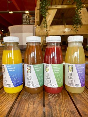 The Raw Juice Company juice 250ml