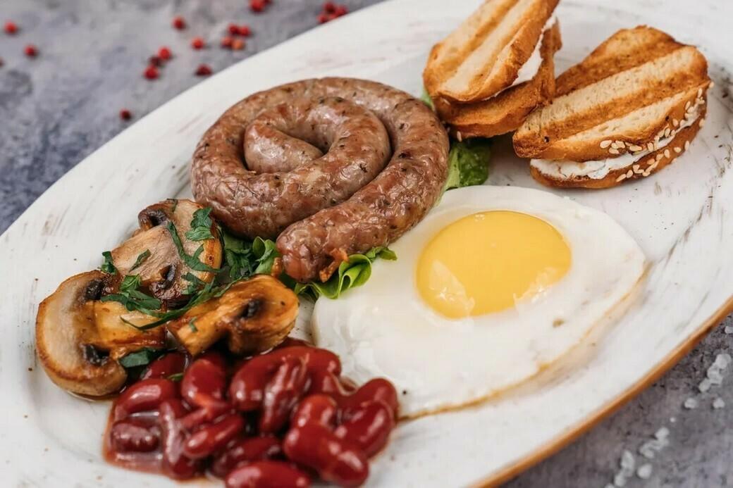 Европейский завтрак