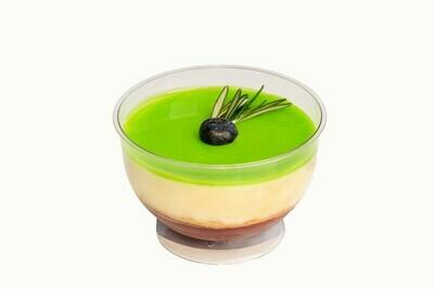 Муссовый десерт Рубин