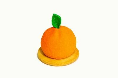 Муссовое пирожное Мандарин