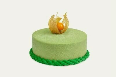 Торт Фисташка-Малина, 0,5 кг