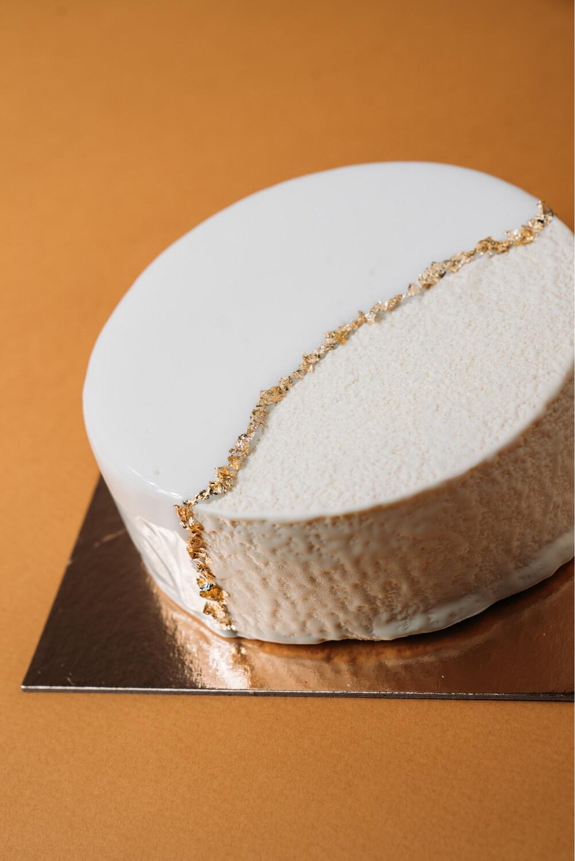 Торт Клубника-ваниль