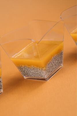 ЧиаПудинг с манго 10 шт