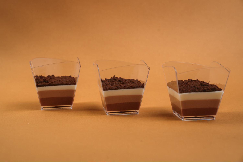 Три шоколада 10 шт