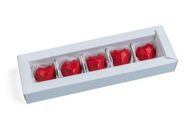 Набор конфет Малиновое сердце