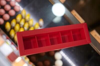 Коробка для конфет на 5 шт