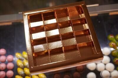 Коробка для конфет на 16 шт