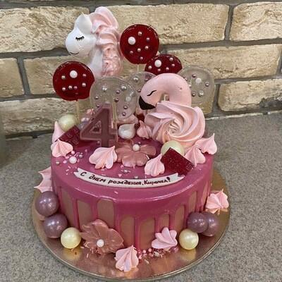 Заказной торт 2 кг