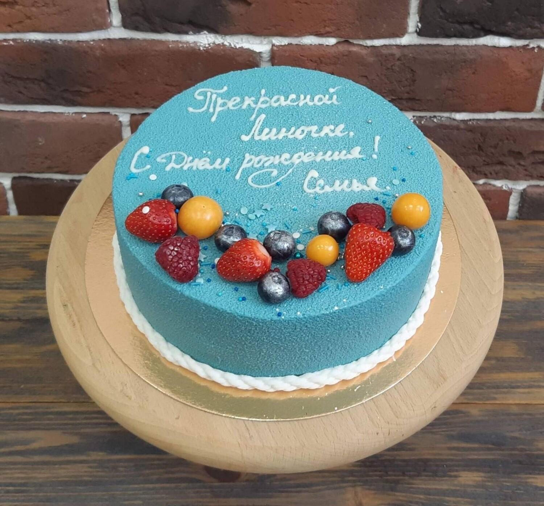 Заказной торт 1 кг