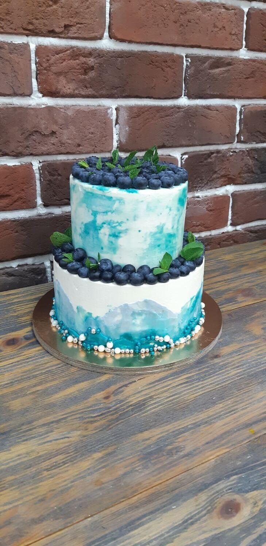 Заказной торт 5,5 кг