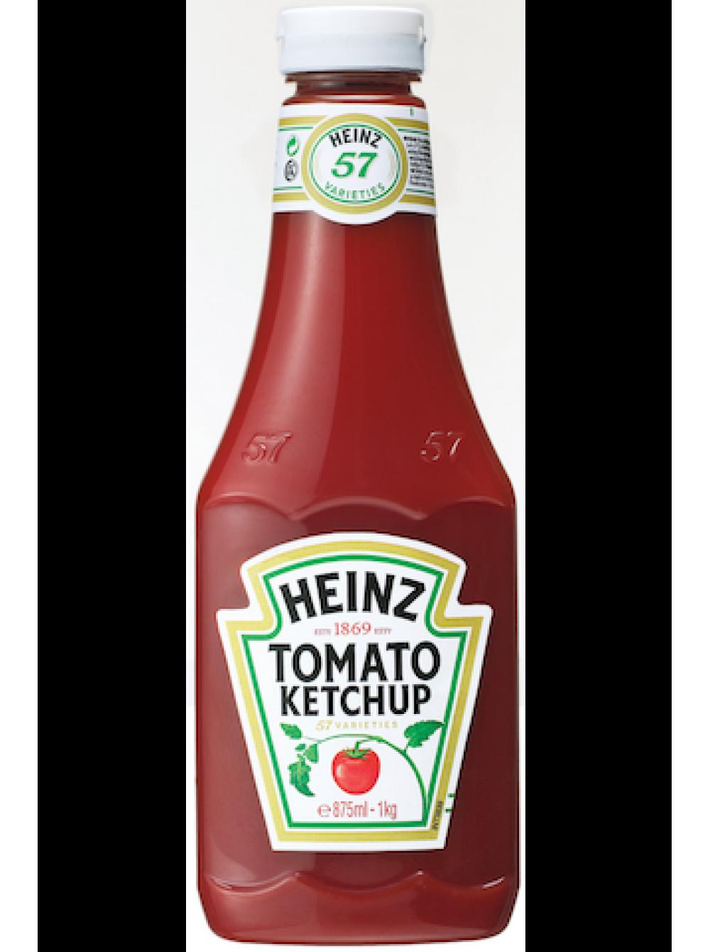 Ketchup HEINZ, 500 grame