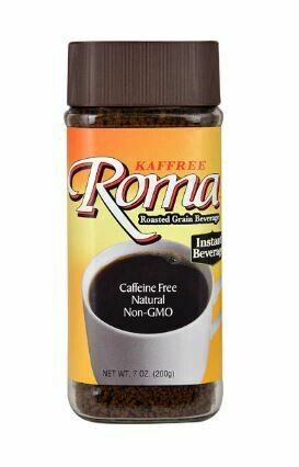 Natural Touch Kaffree Roma Instant Roasted Grain Beverage -- 7 oz