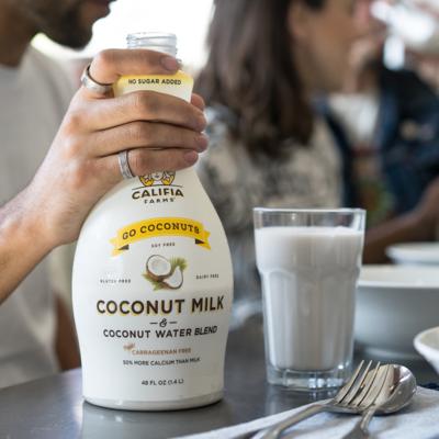 Go Coconuts Coconut milk