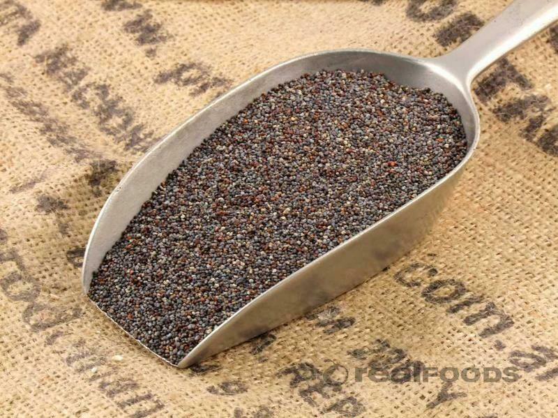 Poppy Seeds 8 Oz