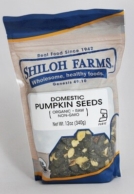 Domestic Pumpkin Seeds 12 Oz