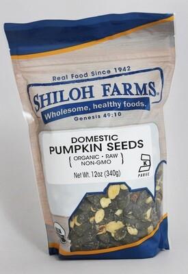 Domestic Pumpkin Seeds 12 Oz