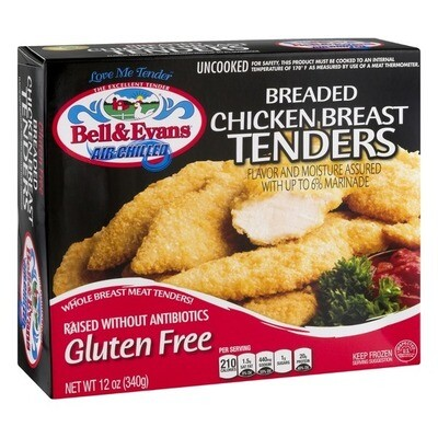 Brd Chicken Tender 12 Oz