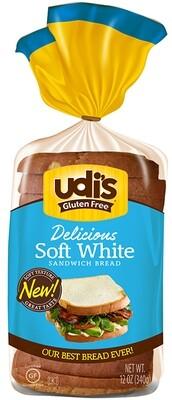 White Sandwch Bread 12 Oz