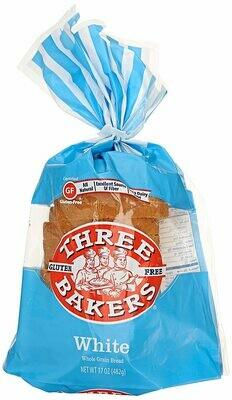 Whole Grain White Bread 17 Oz