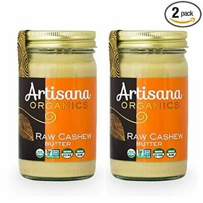 Cashew Butter 14 Oz