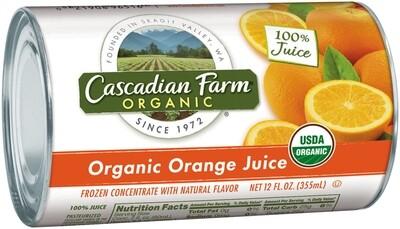 Orange Frozen juice 12 Fl Oz