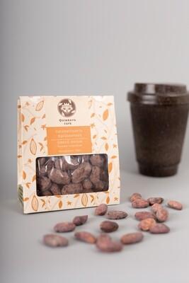 Karamellisierte Kakaobohnen