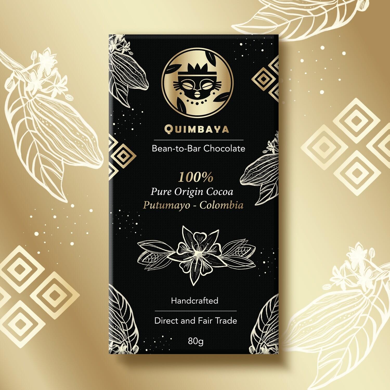 Schokolade 100% Kakao