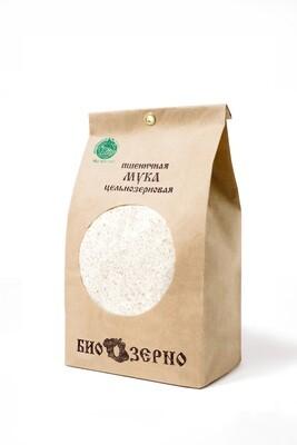 Мука пшеничная цельнозерновая 0,5 кг