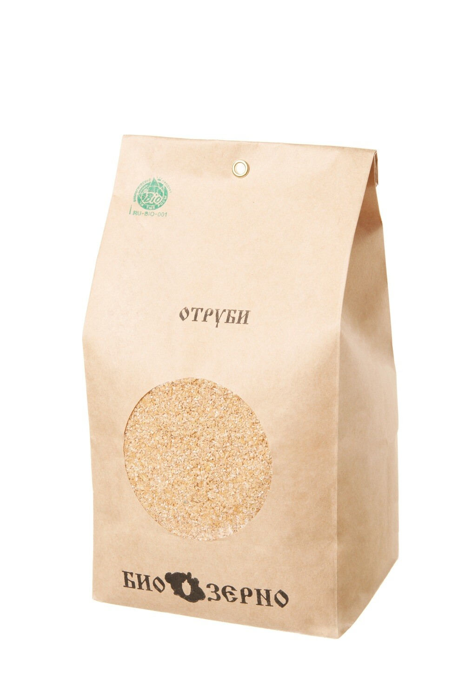 Отруби пшеничные 0,5 кг