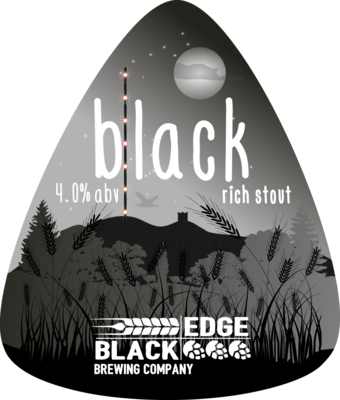 Black Stout 4.0% Bag-in-box (with tap)
