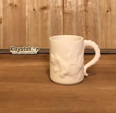 Dragon Tail Mug
