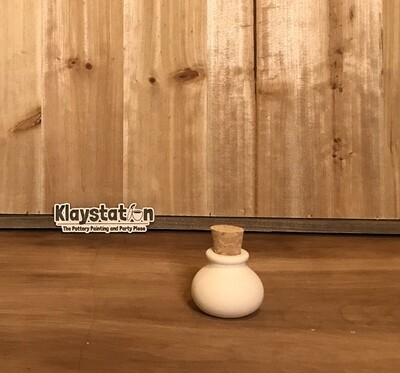 Cute Cork Jar